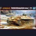 1:35  Trumpeter  00383 Немецкая противотанковая самоходная артиллерийская установка E25
