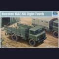 1:35  Trumpeter  01016 Советский армейский грузовик ГАЗ-66