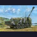 1:35  Trumpeter  01036 Российский береговой самоходный артиллерийский комплекс А-222