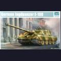 1:35  Trumpeter  01596 Немецкая противотанковая самоходная артиллерийская установка Jagdpanzer E100