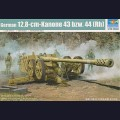 1:35  Trumpeter  02312 Немецкое противотанковое орудие 12.8cm Pak.44 (Rh)