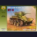 1:35  Zvezda  3507 Советский лёгкий танк БТ-5