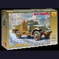 1:35  Zvezda  3519 Американский разведывательный бронеавтомобиль M3 Scout