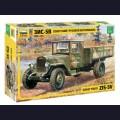 1:35  Zvezda  3529 Советский армейский грузовик ЗиС-5В