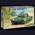 1:35  Zvezda  3551 Советский основной боевой танк Т-72Б с динамической защитой