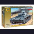 1:35  Zvezda  3571 Немецкий средний танк Pz.Kpfw.III Ausf.F