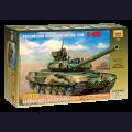 1:35  Zvezda  3573 Российский основной боевой танк Т-90