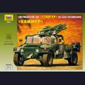 1:35  Zvezda  3576 Американский бронеавтомобиль Hummer с зенитно-ракетным комплексом Stinger