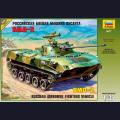 1:35  Zvezda  3577 Советская боевая машина десантная БМД-2