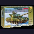 1:35  Zvezda  3591 Советский основной боевой танк Т-80УД
