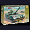1:35  Zvezda  3592 Советский основной боевой танк Т-80БВ