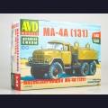 1:43 AVD Models 1427 Маслозаправщик МА-4А (131)