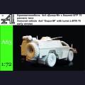 1:72 Alexminiatures A63 Разведывательно-патрульная машина