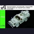 1:72 Alexminiatures A64 Разведывательно-патрульная машина