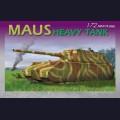 1:72  Dragon  7255 Немецкий сверхтяжелый танк Maus