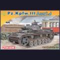 1:72  Dragon  7372 Немецкий средний танк Pz.Kpfw.III Ausf.J