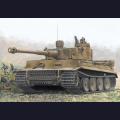 1:72 Dragon 7482 Немецкий тяжёлый танк Pz.Kpfw.VI Tiger Ausf.E, ранняя версия