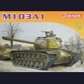 1:72  Dragon  7519 Американский тяжелый танк M103A1