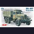 1:72  ICM  72541 Советский армейский грузовик ЗиЛ-157