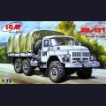 1:72  ICM  72811 Советский армейский грузовик ЗиЛ-131
