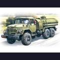 1:72  ICM  72813 Советский армейский автотопливозаправщик АТЗ-4-131