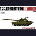1:72  Modelcollect  UA72038 Российский основной боевой танк Т-72Б3 / Б3М