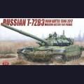 1:72 Modelcollect UA72102 Российский основной боевой танк Т-72Б3