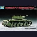 1:72  Trumpeter  07230 Советский тяжёлый танк КВ-1 с экранами