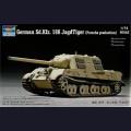 1:72  Trumpeter  07273 Немецкая противотанковая самоходная артиллерийская установка Sd.Kfz.186 Jagdtiger производства Porsche