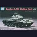 1:72  Trumpeter  07281 Советский средний танк Т-54Б