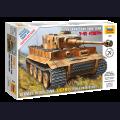 1:72  Zvezda  5002 Немецкий тяжелый танк Pz.Kpfw.VI Tiger Ausf.E, ранняя версия