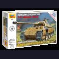 1:72  Zvezda  5010 Немецкий средний танк Sd.Kfz.171 Panther Ausf.D
