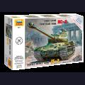 1:72  Zvezda  5011 Советский тяжёлый танк ИС-2