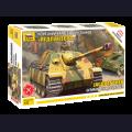 1:72 Zvezda 5042 Немецкая противотанковая самоходная Sd.Kfz.173 Jagdpanther