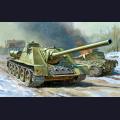 1:72  Zvezda  5044 Советская самоходная артиллерийская установка СУ-100