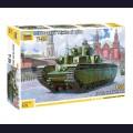 1:72 Zvezda 5061 Советский тяжёлый танк  Т-35