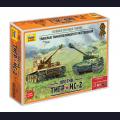 1:72  Zvezda  5200 Великие противостояния Тяжелые танки Великой Отечественной