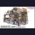1:35  Dragon  6017 Немецкие солдаты, 6-я армия Сталинград 1942-1943г