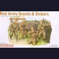 1:35  Dragon  6068 Советские разведчики и снайперы