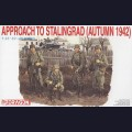 1:35  Dragon  6122 На подступах к Сталинграду, осень 1942г