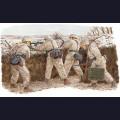1:35  Dragon  6157 Немецкие парашютисты, 2-я парашютная дивизия, Кировоград, зима 1942-1943г