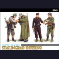 1:35  Dragon  6343 Солдаты Stalingrad Inferno