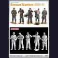 1:35  Dragon  6574 Германские солдаты German Warriors 1940-41