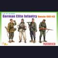 1:35  Dragon  6707 Немецкая элитная пехота, Россия 1941-1943г