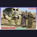 1:35  Dragon  6723 Штаб Роммеля, Северная Африка 1942г