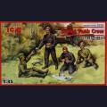 1:35  ICM  35351 Советский танковый экипаж (1943-1945)