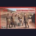 1:35  ICM  35331 Советская мотопехота, 1979-1988г советско-афганская война