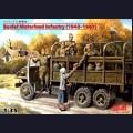 1:35  ICM  35635 Советская мотопехота, 1943-1945г