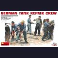 1:35 MiniArt 35011 Немецкие танковые ремонтники