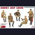 1:35 MiniArt 35049 Советский экипаж джипа